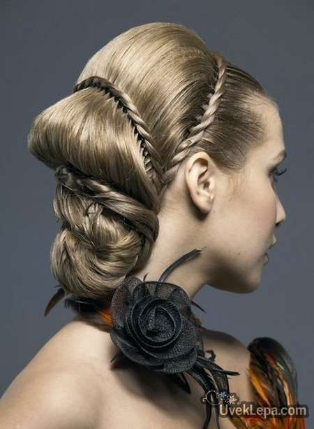 Ključne reči: frizure , frizure za maturu