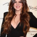 Khloe Kardashian velike lokne
