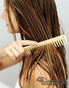 Mokra kosa
