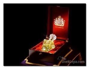 Najskuplji parfem na svetu
