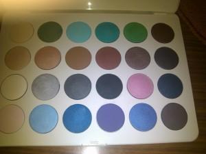 GR senke paleta boja