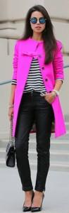 Pink, crno i sivo